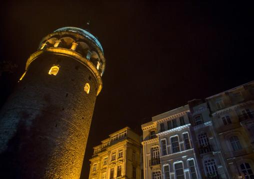 Galata tower is a medieval stone tower in the Galata, Marmara Region, istanbul, Turkey
