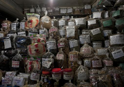 Spices at sapa market, Vietnam
