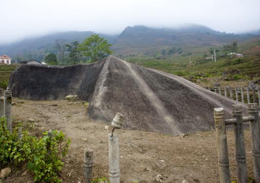 Sapa ancient rock field, Vietnam