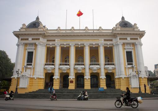 Hanoi opera, Sapa, Vietnam