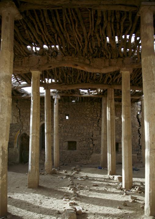 Old Mosque, Marib, Yemen