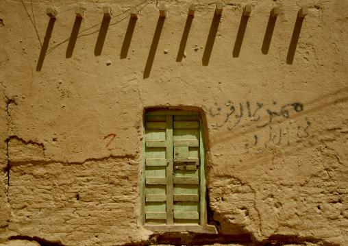 Door, Wadi Doan, Yemen