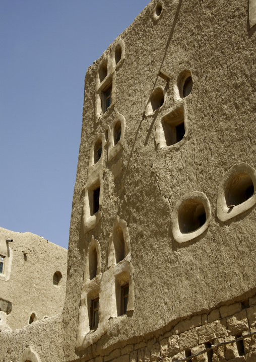 Amran Traditional Building, Yemen