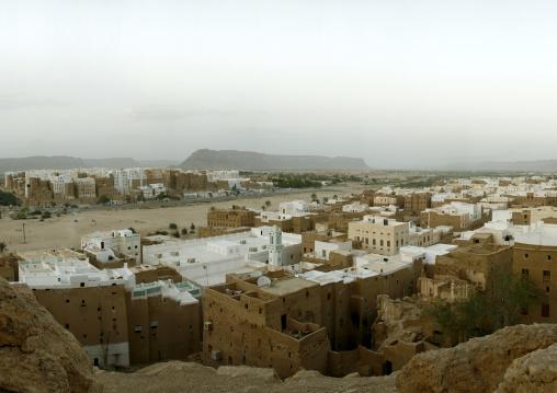Shibam Aerial View , Yemen