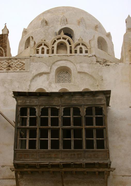 Mashrabiya Of A Mosque, Zabid, Yemen
