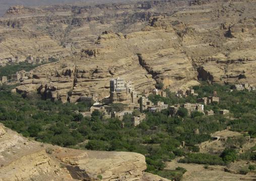 Dar Al Hajar Imam Yahya Rock Palace, Wadi Dhar, Yemen
