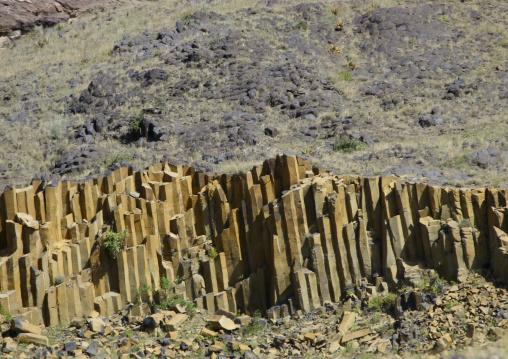 Basalt Columns, Yemen