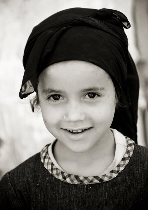 Smiling Yemeni Girl, Sanaa, Yemen