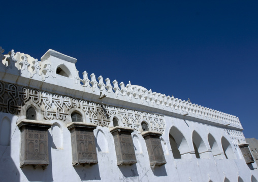 The Amiriya Palace Mosque In Rada, Rada, Yemen