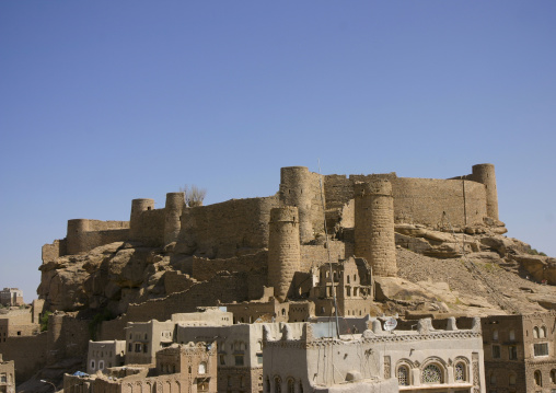 Fortress In Rada, Yeemen