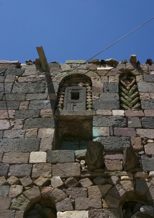 Black Stone House, Rada, Yemen