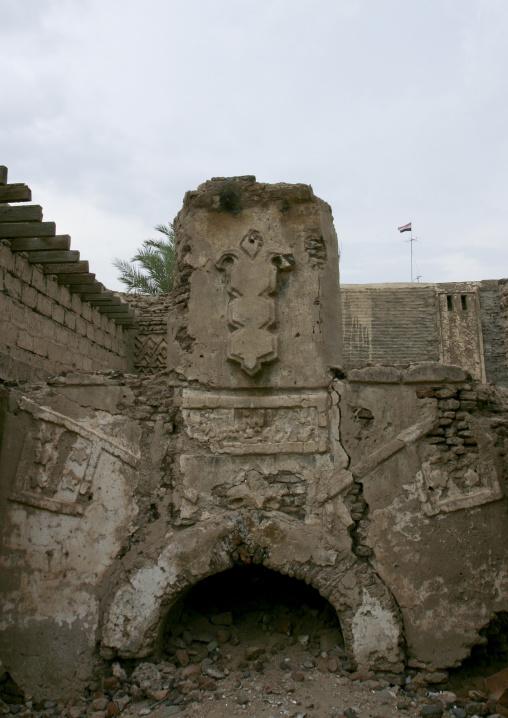 Remains Of An Old House, Zabid, Yemen