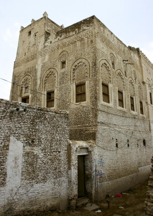 Traditional Ancient House, Zabid, Yemen