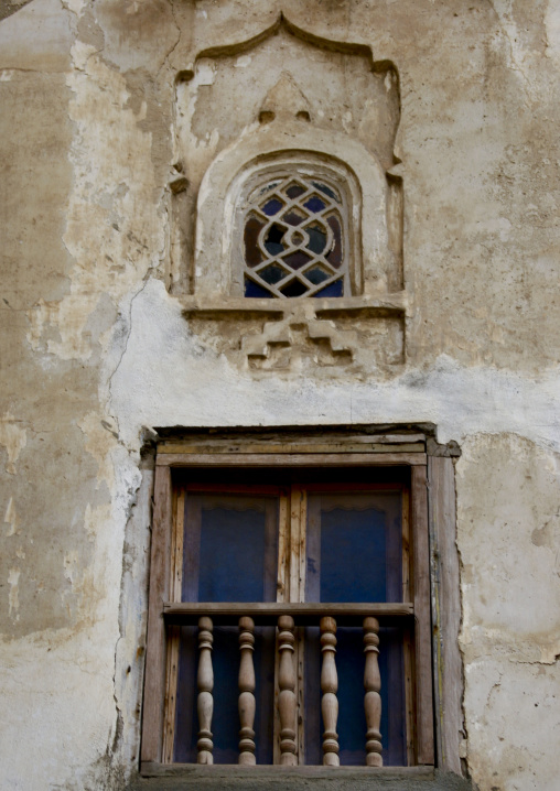 Window With Wooden Balcony, Al Hodeidah, Yemen