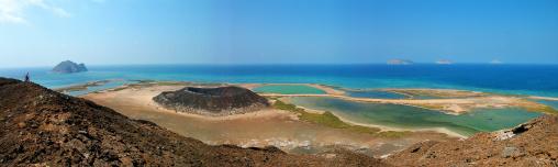 Jebel Zubair Island In The Red Sea, Yemen