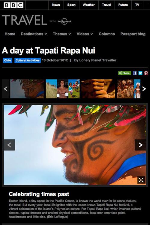 BBC - Easter Island