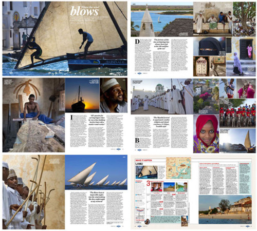 Lonely Planet Magazine - Lamu