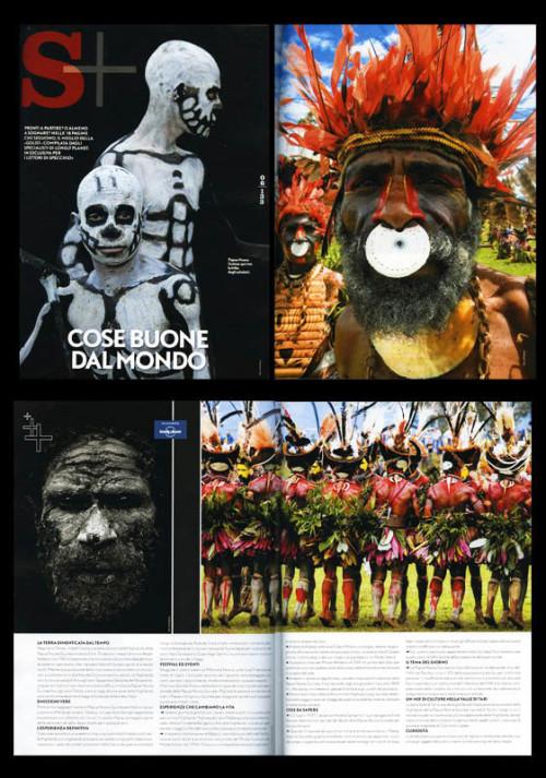 Stampa Italia - Papua